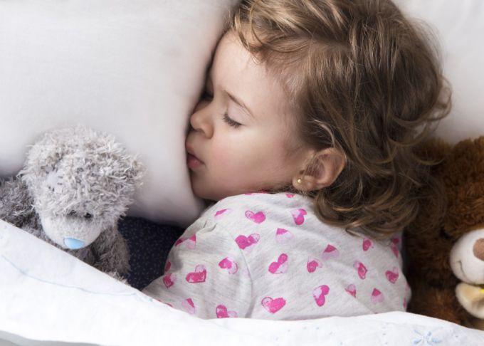 Дитяче хропіння небезпечне для здоров'я