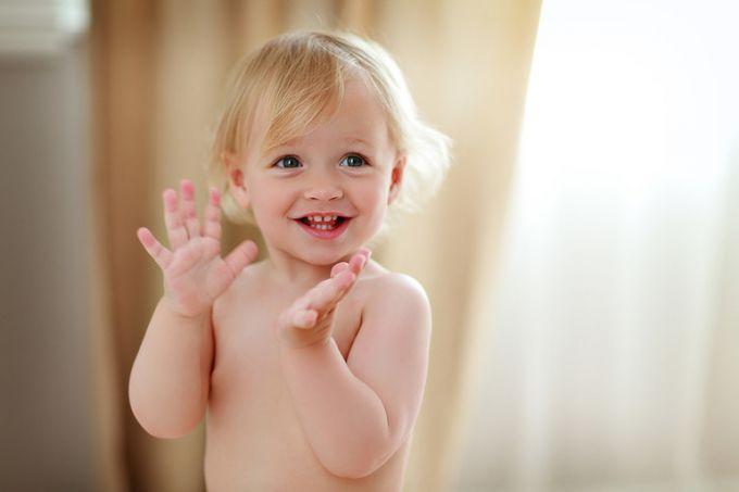 Розвиток дитини в півтори-два роки