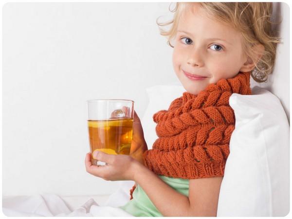 Як лікувати дитину при застуді?