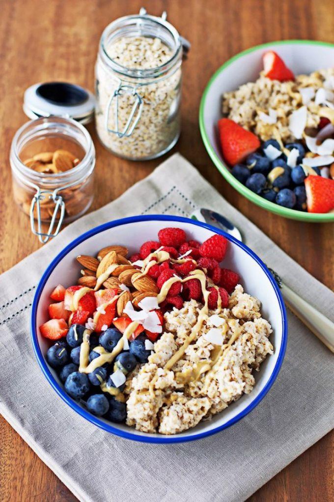 5 ідей для смачного та корисного сніданку