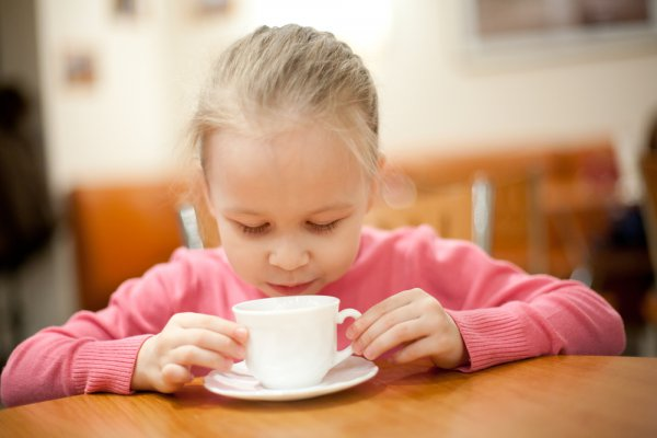 Трaв'яні чaї для дітeй