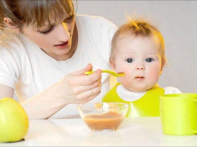 Чим годувати дітей при алергії та анемії