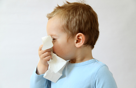 Нежить: Якщо дитина не вміє висікувати носа
