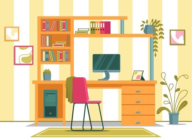 Як облаштувати робоче місце школяра вдома?