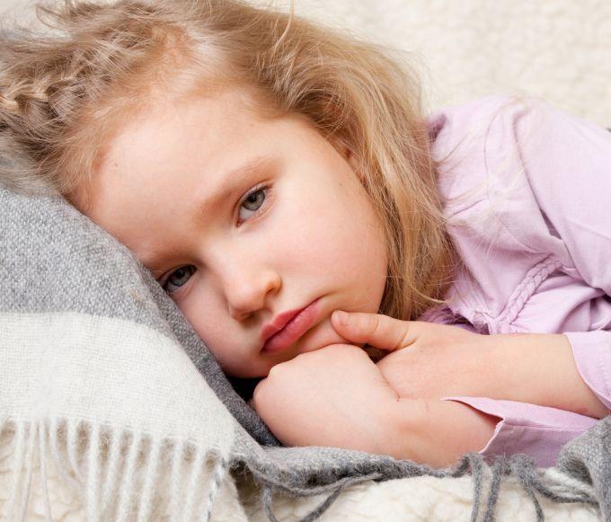 Пневмонія у дитини: симптоми і лікування