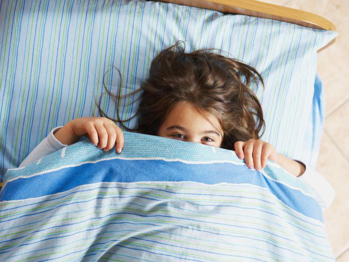 Як боротися з дитячими кошмарами