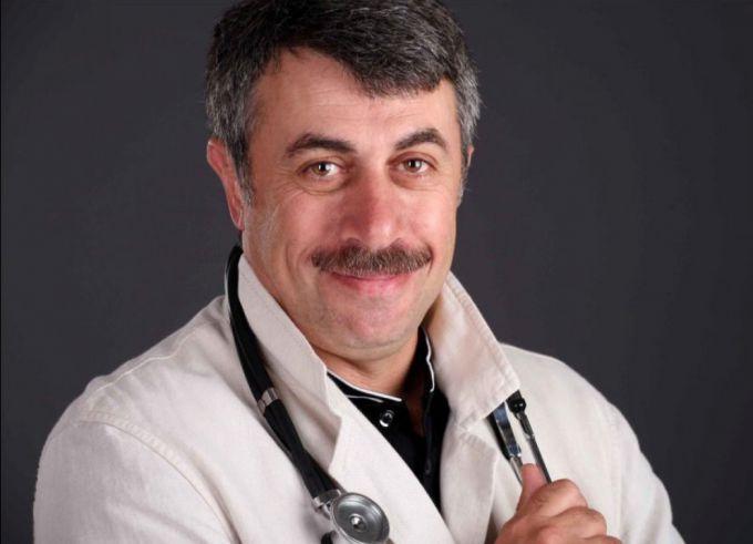 6 фактів про виховання дітей від доктора Комаровського
