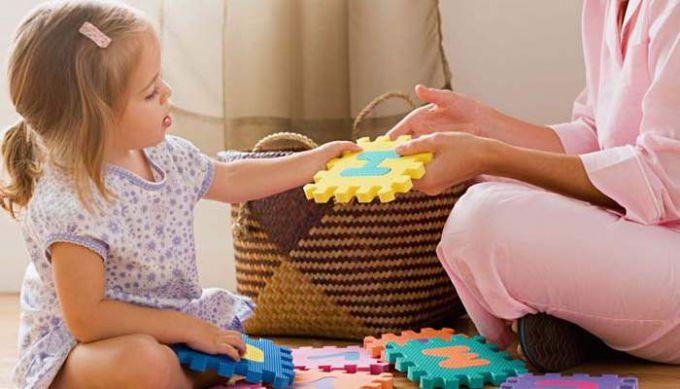 Сенсорні ігри для дітей 2-4 років