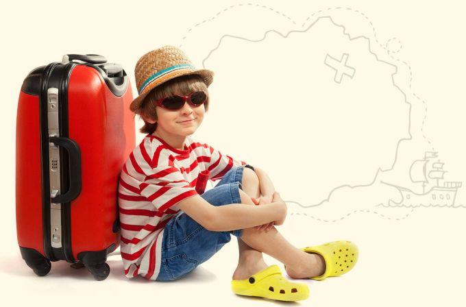 Збираємо дітей в літній табір: список речей
