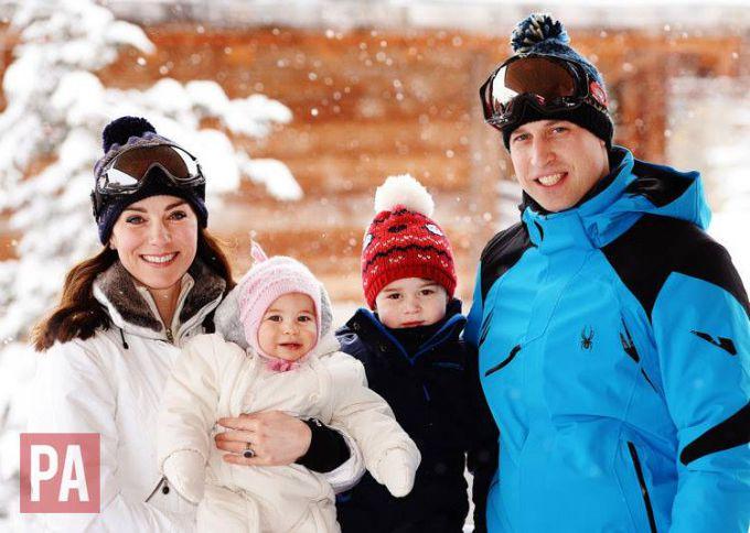 Кейт Міддлтон поділилася новими фотографіями своїх дітей