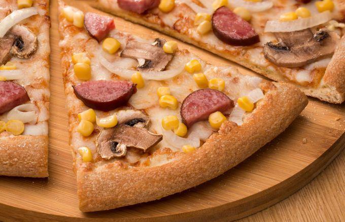 Піца - найбільш корисний сніданок: дієтологи