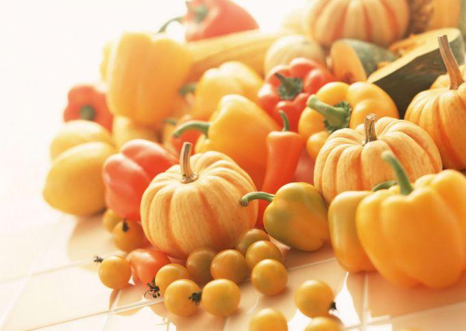 Морква і гарбуз як прикорм для дітей