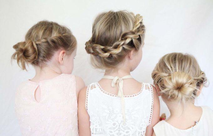 ТОП 10 найоригінальніших зачісок для дівчаток (ФОТО)