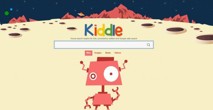 Google створив пошуковик для дітей під назвою Kiddle