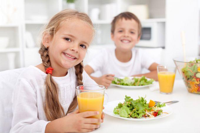 Дієтичне лікувальне харчування дітей: що це?