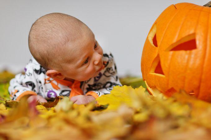 Костюм дитині на Хелловін своїми руками (ФОТО)