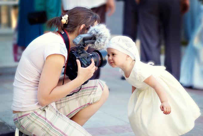 ТОП - 10 порад, як організувати фотосесію з дитиною