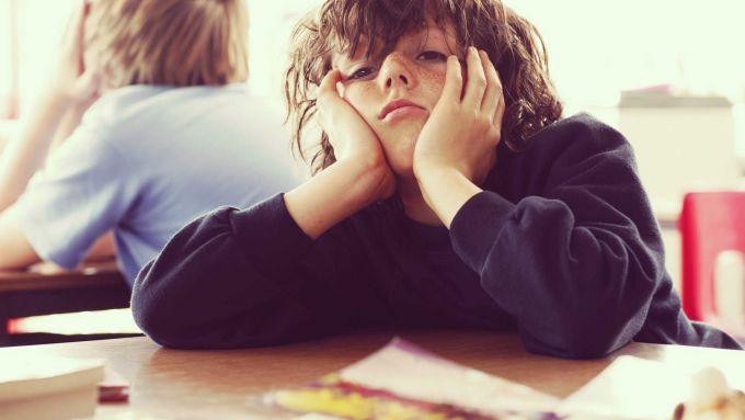Головні причини ліні у дітей