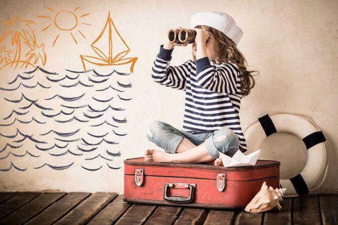 Поради для батьків, які відправляються у подорож з дитиною