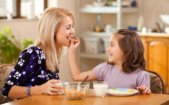 Кращий сніданок для дітей: що в нього повинно входити
