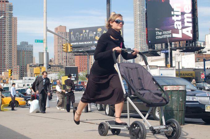 Еволюція дитячої коляски: ТОП-10 найбожевільніших колясок (ФОТО)