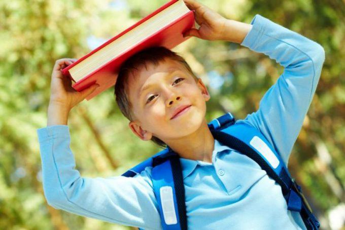 Чому у дітей - першокласників болить голова ...