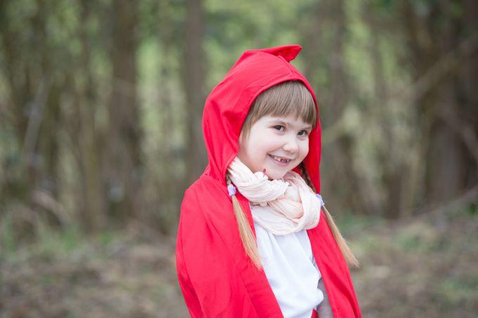 Червона Шапочка: сценарій свята для дітей