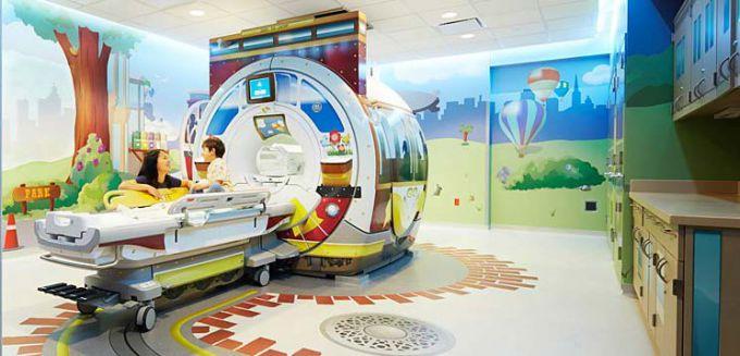 Як робити МРТ дітям