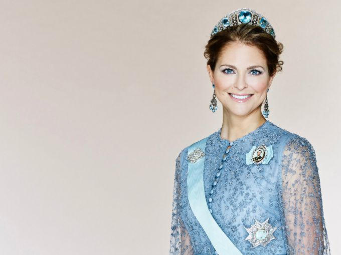 Королівська сім'я Швеції поповнилась ще одною принцесою (ФОТО)