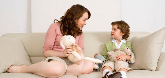 Вчимо дитину вибачати