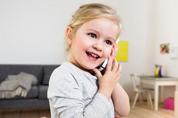 У якому віці дітям можна купувати мобільний?