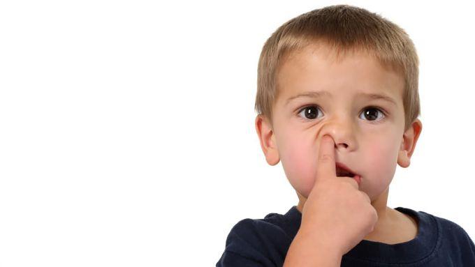 5 порад як відучити дітей колупатися в носі