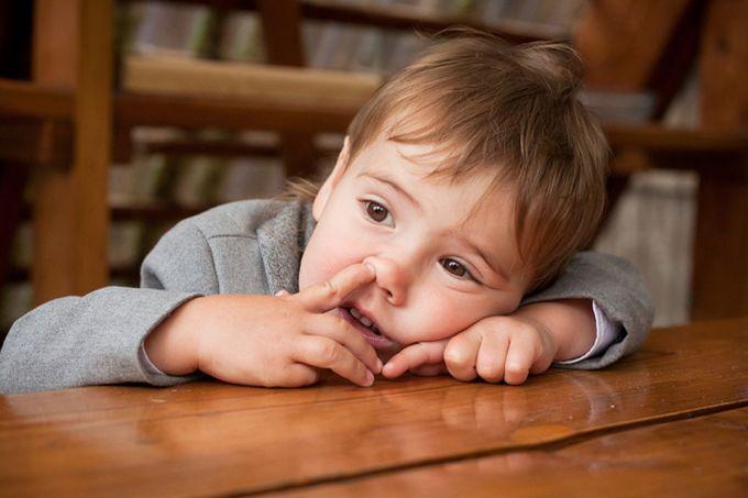 Що робити, коли аналізи показують, що у дитини бактерії в носі?