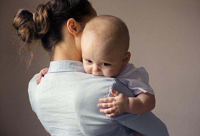Вчені: Депресія мами може бути пов'язана з емоційними проблемами у маленьких дітей