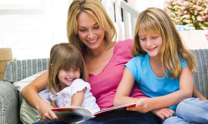 Як навчити дітей розповідати по картинці історію?