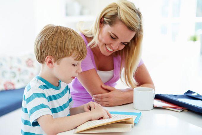 Вчимо дітей робити уроки вчасно