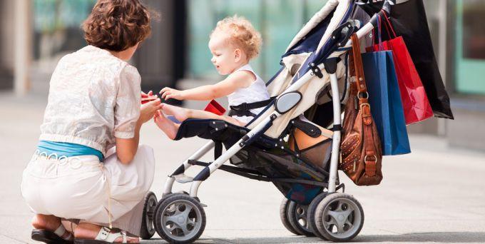 Якщо немовля не любить свою коляску