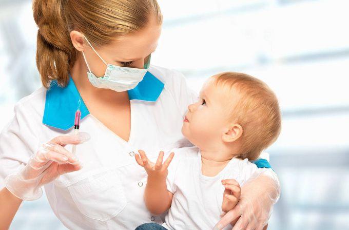 Щеплення при алергії. Рекомендації педіатра