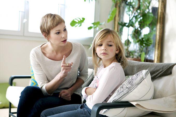 Діти хворіють, якщо батьки погано їх виховують - медики