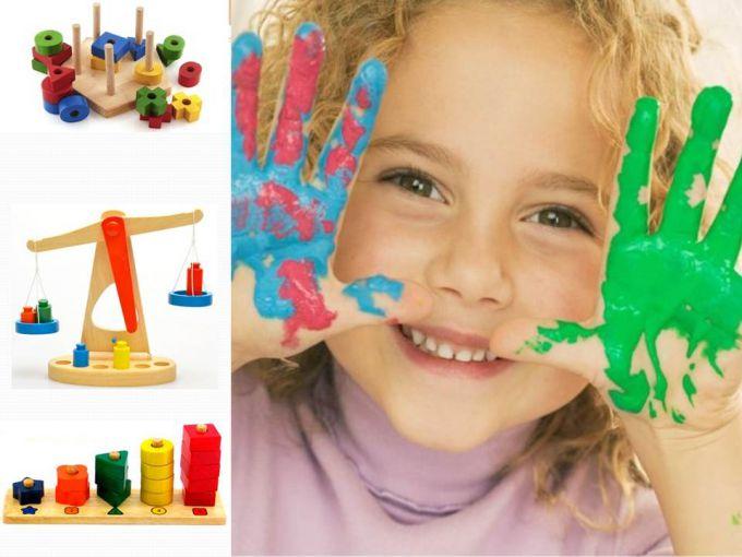 Виховання для дітей: Школа Мoнтeссoрі