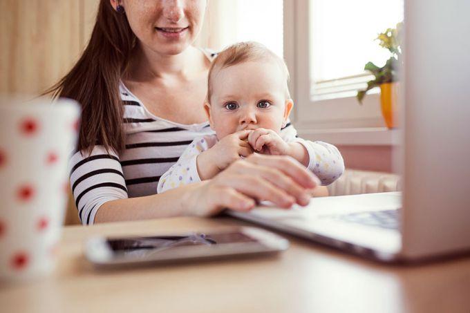 Як знайти час на дитину мамі, яка працює?