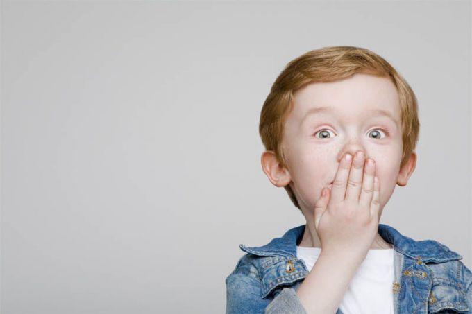 Дитина бреше: у чому причина такої поведінки