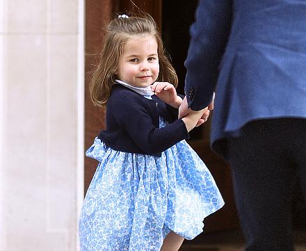 3-річна дочка КейтМіддлтон займається балетом