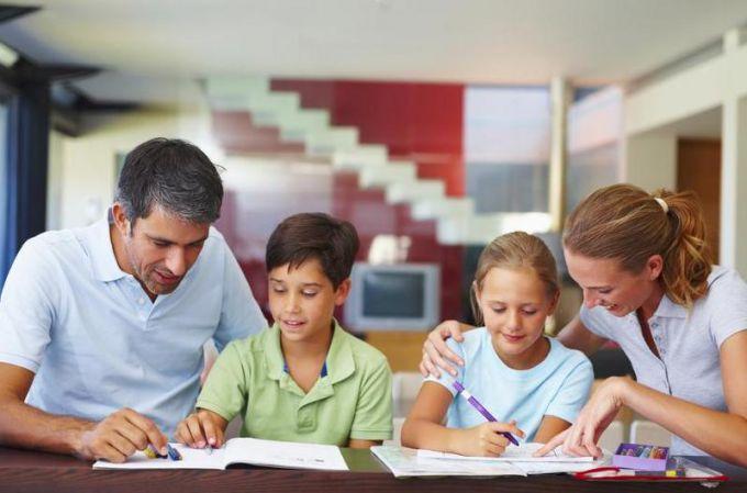 Погані оцінки - оцінки батьків, а не дітей
