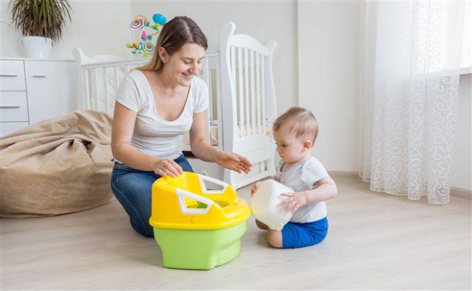 5 помилок батьків, коли вони привчають дитину до горщика