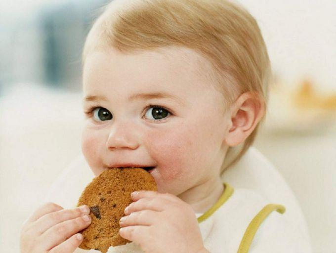 10 правил здорового харчування дітей старше року