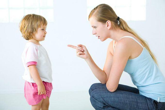 Фізичне покарання дітей призводить до хронічних захворювань