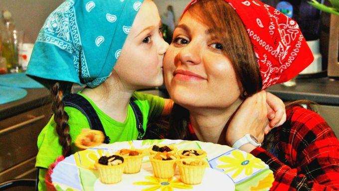 Корисні солодощі для дітей: ТОП-3 рецепти