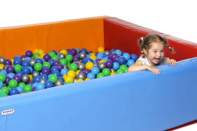 Сухі басейни небезпечні для здоров'я дітей