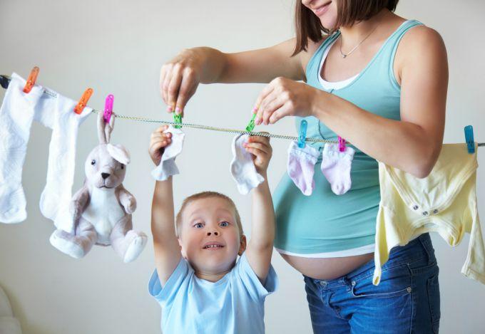 Як підготувати дітей до народження братика або сестрички